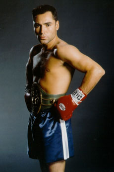 oscar de la hoya fights